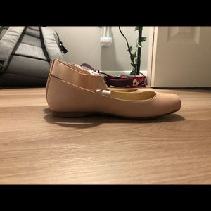 Jessica Simpson Pink Ballet Flats